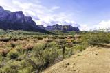 Salt River Canyon Preservation Area