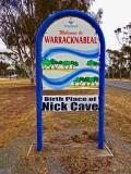 Warracknabeal, birth place of Nick Cave