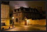 Rue du Chevalier de la Barre.