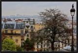 Nord-East view on Paris.