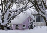 Purple playhouse, Pirkkala