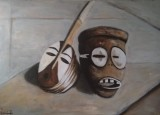 Maskers 70x100