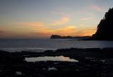 Flat Rock before Sunrise
