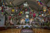 The church in Ihuatzio