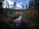Liten å, small creek