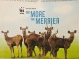 WWF-wall calendar 2019