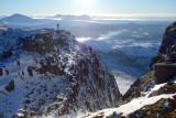 Jan 19 Quinaig NW Scotland - south to Suilven