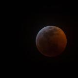 January 20, 2019 Lunar Eclipse