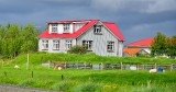 Icelandic home and farm, Iceland 238