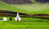 Skeiðflatarkirkjaat Skeiðflöt in Mýrdalur, Vik, Iceland 296a