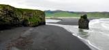 Arnardrangur and Reynisfjara Beach,  near Vik i Myrdal, Iceland 329