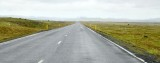 Icelandic Highway 1 along Þjóðvegur, Iceland 408