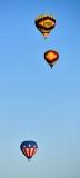 Hot Air Balloons over Albuquerque, New Mexico 65