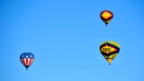 Hot Air Balloons over Albuquerque, New Mexico 095