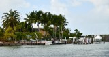 Houses along Tavernier Creek, Favernier Florida 294