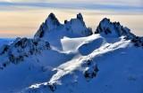 Chimney Rock, Overcooat Glacier, Overcoat Peak, Washington 333