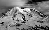 Mount Rainier National Park, Liberty Cap, Sunset Ridge, Sunset Amphitheater, South Mowich Glacier, Tahoma Glacier, Point Success