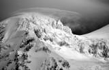 Mount Rainier National Park, Liberty Cap, Sunset Ridge, Sunset Amphitheater, South Mowich Glacier, Tahoma Glacier 111
