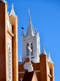 San Felipe de Neri Church, Old Town Plaza, Old Town Albuquerque, New Mexico 153