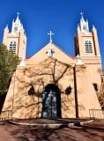 San Felipe de Neri Church, Old Town Plaza, Old Town Albuquerque, New Mexico 180
