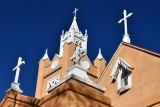 San Felipe de Neri Church Crosses, Old Town Plaza, Old Town Albuquerque, New Mexico 189