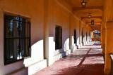San Felipe de Neri Church Breeze Way, Old Town Plaza, Old Town Albuquerque, New Mexico 196