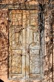 Door in Old Town Albuquerque, New Mexico 101