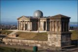 Calton Hill Observatory