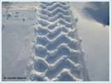 oui, de la neige en hiver...mais
