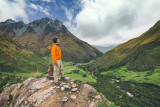 views in Peru