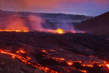 Fagradalsfjall volcano update: Lava overflows dam, enters valley towards southern Ring Road