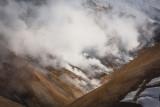 Kerlingarfjöll  geothermically active area