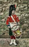 Black Watch Kettle Drummer