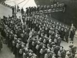 110 Squadron Disembarking