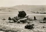 Wreckage of a Heinkel He 111