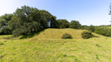 IMG_8873.jpg The remains of the earthworks of Lydford Norman Castle - © A Santillo 2020