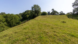 IMG_8874.jpg The remains of the earthworks of Lydford Norman Castle - © A Santillo 2020