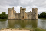 IMG_8454.CR3 View of the South-West Tower, Postern Tower and the South East Tower - Bodiam Castle - © A Santillo 2019