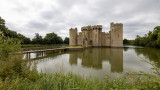 IMG_8459.CR3 View of the NE Tower, Gatehouse, the causway and the NW Tower Bodiam -  Castle - © A Santillo 2019