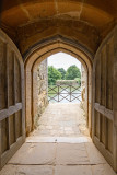 IMG_8465.CR3 Looking out the Postern Tower entrance - Bodiam Castle - © A Santillo 2019