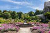 IMG_8198.CR3 View across the Elizabethan garden - Buckland Abbey - © A Santillo 2019
