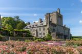 IMG_8199.CR3 View of the Abbey across the Elizabethan garden - Buckland Abbey - © A Santillo 2019