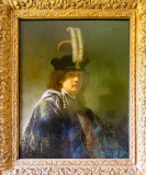 IMG_8205.CR3 Rembrandt van Rijin (1606-1669) - self portrait - Buckland Abbey - © A Santillo 2019