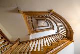 IMG_8214.CR3 Georgian staircase - Buckland Abbey - © A Santillo 2019