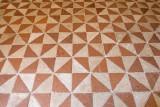 IMG_8216.CR3 Tiled floor in the Great Hall - Buckland Abbey - © A Santillo 2019
