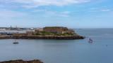 IMG_6206.CR2 Cornet Castle from Clarence Battery, La Vallette, Saint Peter Port - © A Santillo 2014