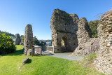 IMG_8060.CR2 View of the entrance to the Keep - Launceston Castle - © A Santillo 2018