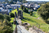 IMG_8061.CR2 View of Launceston Castle from the top of the Keep - Launceston Castle - © A Santillo 2018