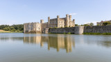 IMG_8433.CR3 View of Leeds Castle across the Moat from the West side - Leeds Castle - © A Santillo 2019