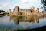Caerphilly Castle - Glamorgan, Wales